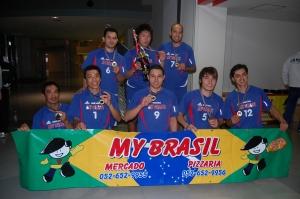 O TELECALL/MY BRASIL CAMPEÃO