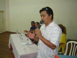 Secretário do Esporte e Lazer, Nicanor Kimura