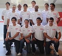 O técnico Giovane Gávio apresentou o seu grupo para a próxima temporada, que conta com os destaques do oposto Anderson e dos pontas Felipe Chupita e Filipe